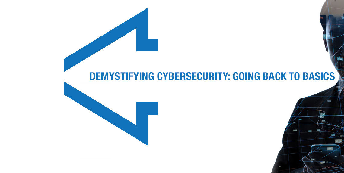 Cobalt Blog - Demystifying Cybersecurity: Going back to basics
